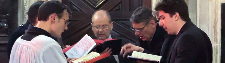 Chorale grégorienne