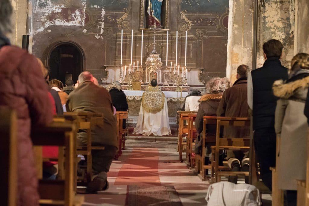 Adoration du Très-Saint Sacrement