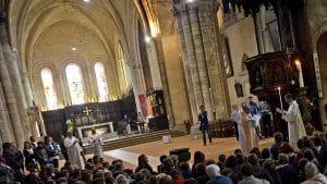 Visite de la basilique Saint-Seurin