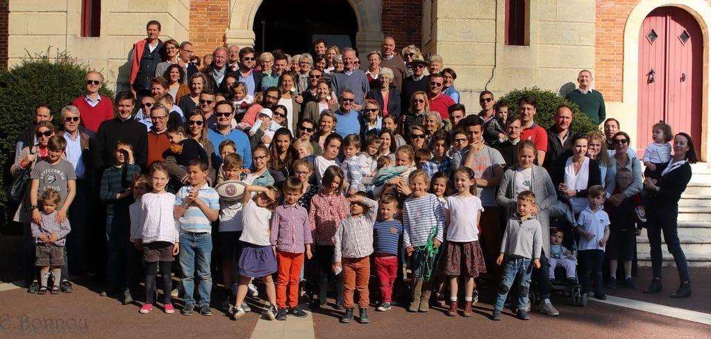 Journée de récollection paroissiale à l'occasion du 500ème anniversaire de Notre-Dame d'Arcachon