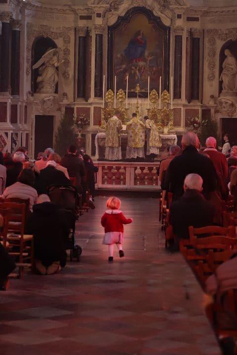 Messe du jour de Noël 2019